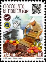 [Modica Chocolate - Excellence in the Productive and Economic System, type ENI]