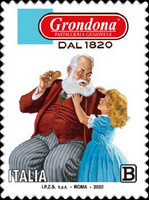 [The 100th Anniversary of the Founding of Grondona Biscuits, type ENM]