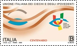 [The 100th Anniversary of the Founding of the Italian Union for the Blind and Visually Impaired, type ENR]