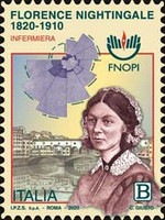 [The 200th Anniversary of the Birth of Florence Nightingale, 1820-1910, type ENU]