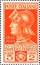 [The 400th Anniversary of the Death of Ferrucci, Typ EO]