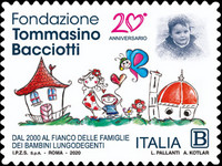 [The 20th Anniversary of the Founding of Tommasino Bacciotti, type EOR]