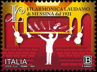 [The 100th Anniversary of the Laudamo Philharmonic Orchestra, type EQE]