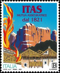 [The 200th Anniversary of the ITAS Insurance, type EQP]