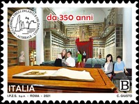 [The 350th Anniversary of the Academy of Sciences, Letter and Fine Arts of the Zealots and Daphnics, type ERS]