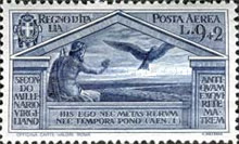 [Airmail - The 2000th Anniversary of the Birth of Virgil, Typ EZ3]