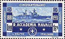 [The 50th Anniversary of the Royal Navy Academy, Typ FK]