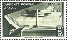 [Airmail - Football World Cup - Italy, Typ IP]