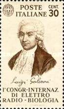 [International Congress of Electro-Radio-Biology, Luigi Galvani, Typ IS]