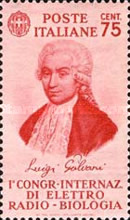 [International Congress of Electro-Radio-Biology, Luigi Galvani, Typ IS1]