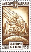 [Airmail - The National Militia, Typ JS]