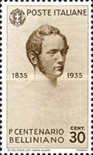 [The 100th Anniversary of the Death of Bellini, Typ JV1]