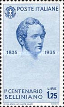 [The 100th Anniversary of the Death of Bellini, Typ JV3]