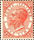 [King Victor Emmanuel II, 1820-1878  - New Design, Typ K]