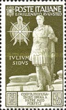 [The 2000th Anniversary of the Birth of Emperor Augustus Caesar, Typ KY]