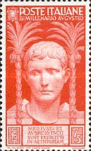 [The 2000th Anniversary of the Birth of Emperor Augustus Caesar, Typ LA]
