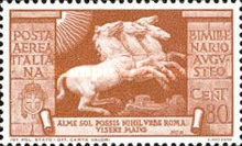 [Airmail - The 2000th Anniversary of the Birth of Emperor Augustus Caesar, Typ LG]