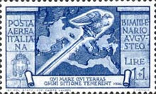 [Airmail - The 2000th Anniversary of the Birth of Emperor Augustus Caesar, Typ LH]