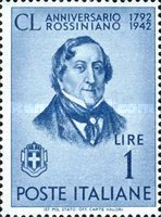 [The 150th Anniversary of the Birth of Rossini, type MM1]