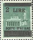 [Fascist Republic - Stamps of 1929 & 1944 Surcharged, Typ NA]