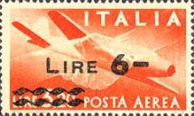 [Airmail - No. 680 overprinted, Typ NL5]
