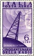 [Airmail - The 50th Anniversary of the Radio, Typ NX]