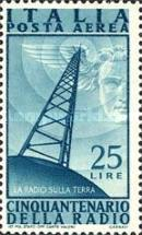 [Airmail - The 50th Anniversary of the Radio, Typ NX1]