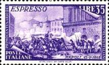 [Express Stamps - The 100th Anniversary of the Uprisings, Typ PU]