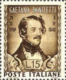 [The 100th Anniversary of the Death of Donizetti, Typ PW]