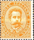 [King Umberto I, type Q2]