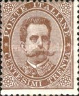 [King Umberto I, type Q4]