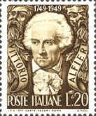 [The 200th Anniversary of the Birth of Alfieri, Typ QH]