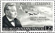 [The 100th Anniversary of the Birth of Pascoli, Typ VD]