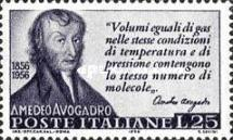 [The 100th Anniversary of the Death of Avogadro, Typ VM]