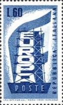 [EUROPA Stamps, Typ VN1]