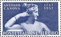 [The 200th Anniversary of the Birth of Canova, Typ VV]