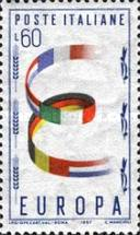 [EUROPA Stamps, Typ VX1]