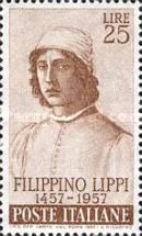[The 500th Anniversary of the Birth of Lippi, Typ VZ]