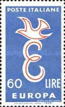 [EUROPA Stamps, Typ WR1]