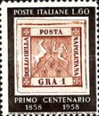 [The 100th Anniversary of the Stamps of Naples, Typ WT]