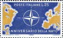 [The 10th Anniversary of NATO, Typ XF]
