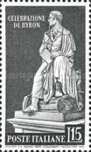 [Unveiling in Rome of a Stutue of Lord Byron by Bertel Thorvaldson, Typ XI]