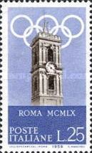 [Olympic Games - Rome 1960, Italy, Typ XL]