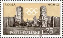 [Olympic Games - Rome 1960, Italy, Typ XM]