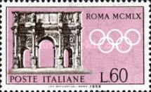 [Olympic Games - Rome 1960, Italy, Typ XN]