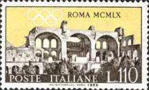[Olympic Games - Rome 1960, Italy, Typ XO]