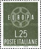 [EUROPA Stamps, Typ XY]