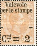 [Parcel Stamps Overprinted New Value, type Y4]