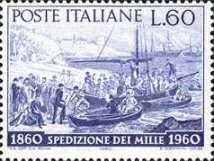 [The 100th Anniversary of the Liberation of Southern Italy, Typ YD]