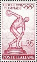 [Olympic Games - Rome, Italy, type YI]